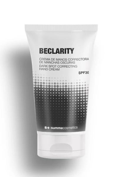 Cosmetica - Beclarity - Darks Sport Correcting Hand Cream